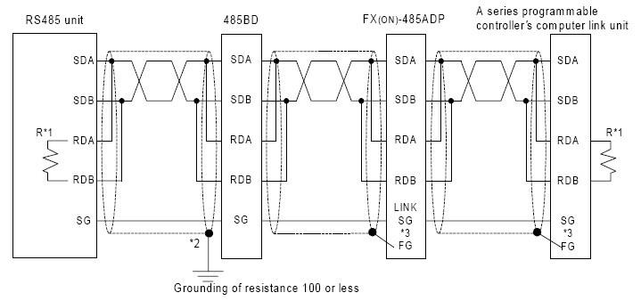Profibus Connector  U00bb Rs485 Interface